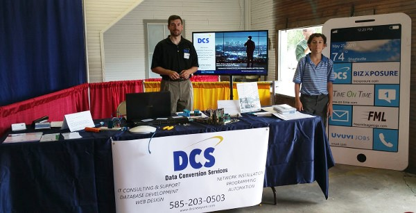 DCS at the Career Carnival